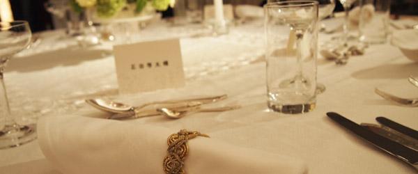 結婚式や披露宴